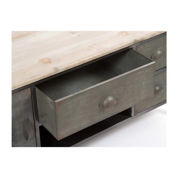 Televizní stolek z cedrového dřeva SantiagoPons Loft
