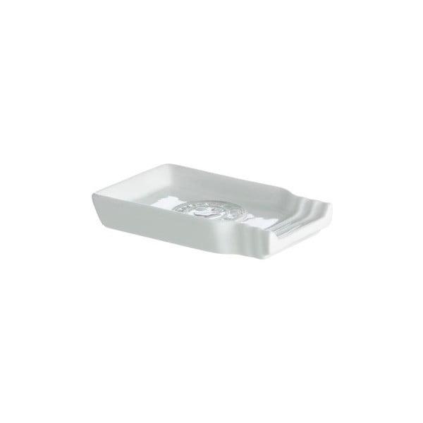 Tácek na mýdlo Cosas de Casa Puro Blanc