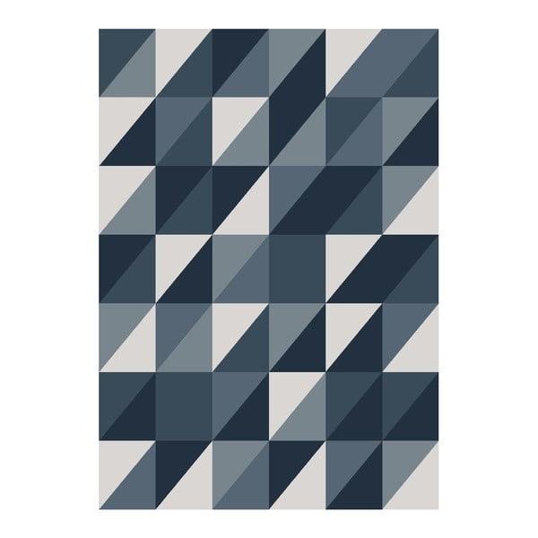 Plakát Grey Triangle, A3