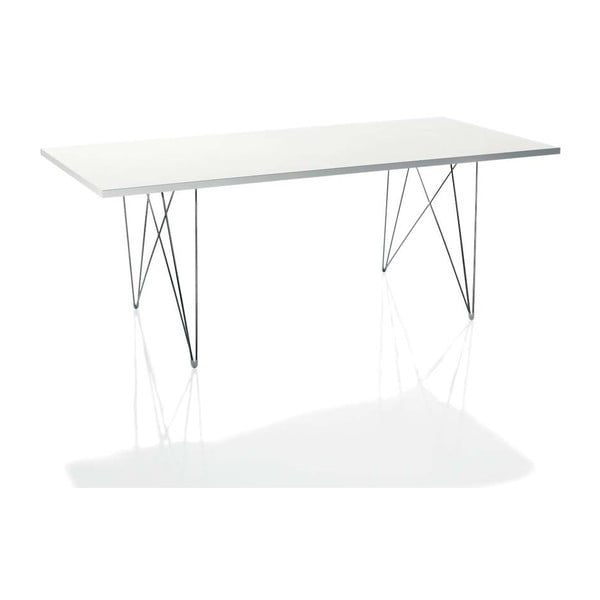 Bílý jídelní stůl Magis Bella,délka200cm