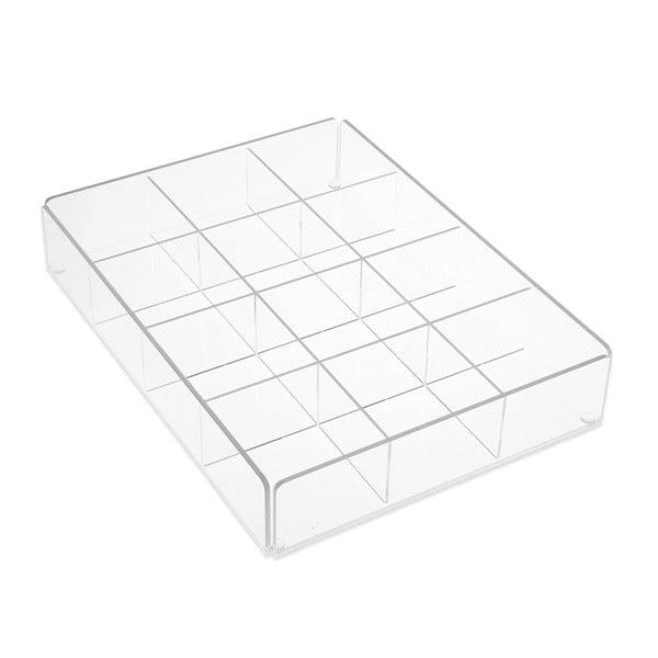Multi White Tray átlátszó fiókbetét - Versa