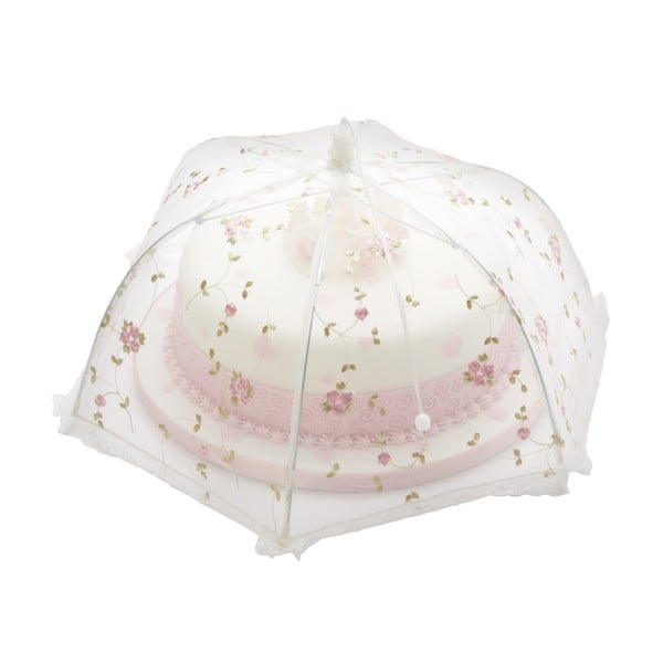 Deštník na dorty a koláče Sweetly Does It Floral, 51 cm
