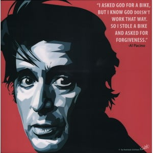 Obraz Al Pacino