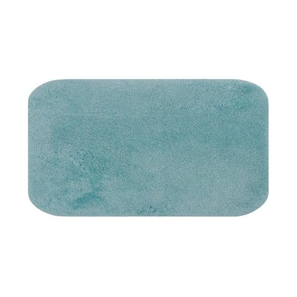 Turkusowy dywanik łazienkowy Confetti Bathmats Miami, 80x140 cm