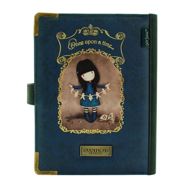 Psaníčko ve tvaru knihy Gorjuss Family In A Book