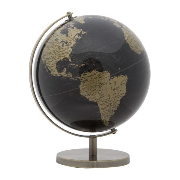 Dark Globe dekoratív földgömb, ⌀ 25 cm - Mauro Ferretti