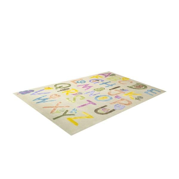 Vlněný koberec Bakero Kids Alfa, 153x244 cm