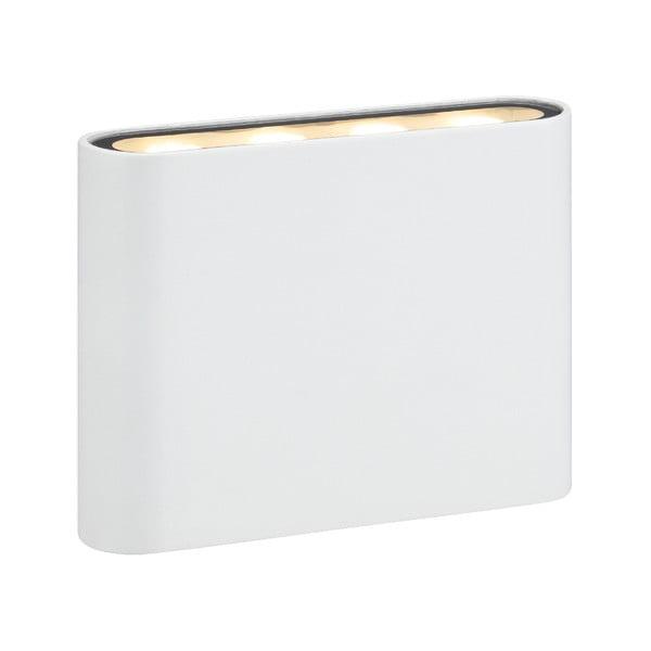 Bílé nástěnné svítidlo Markslöjd Arion