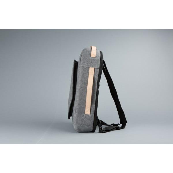 Batoh/taška R Bag 107, šedá