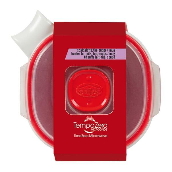 Hrnek na ohřívání nápojů a polévek v mikrovlnce Snips, 700ml