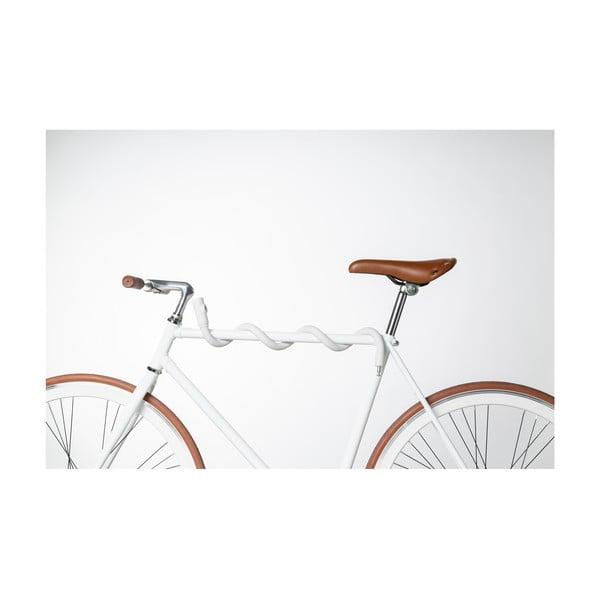 Biely zámok na bicykel Palomar Lochness