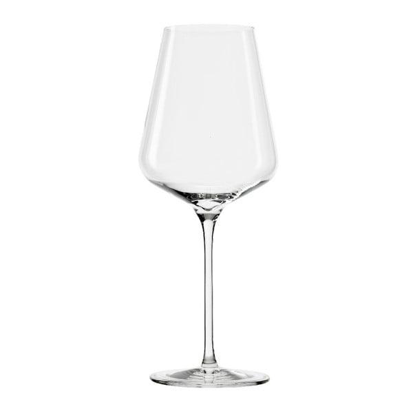 Set 6 sklenic Quatrophil Bordeaux, 644 ml