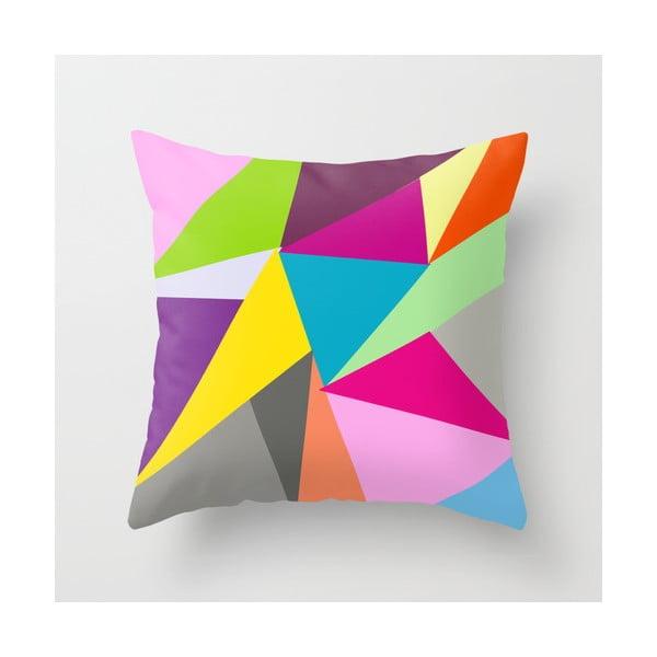 Povlak na polštář Triangle V, 45x45 cm
