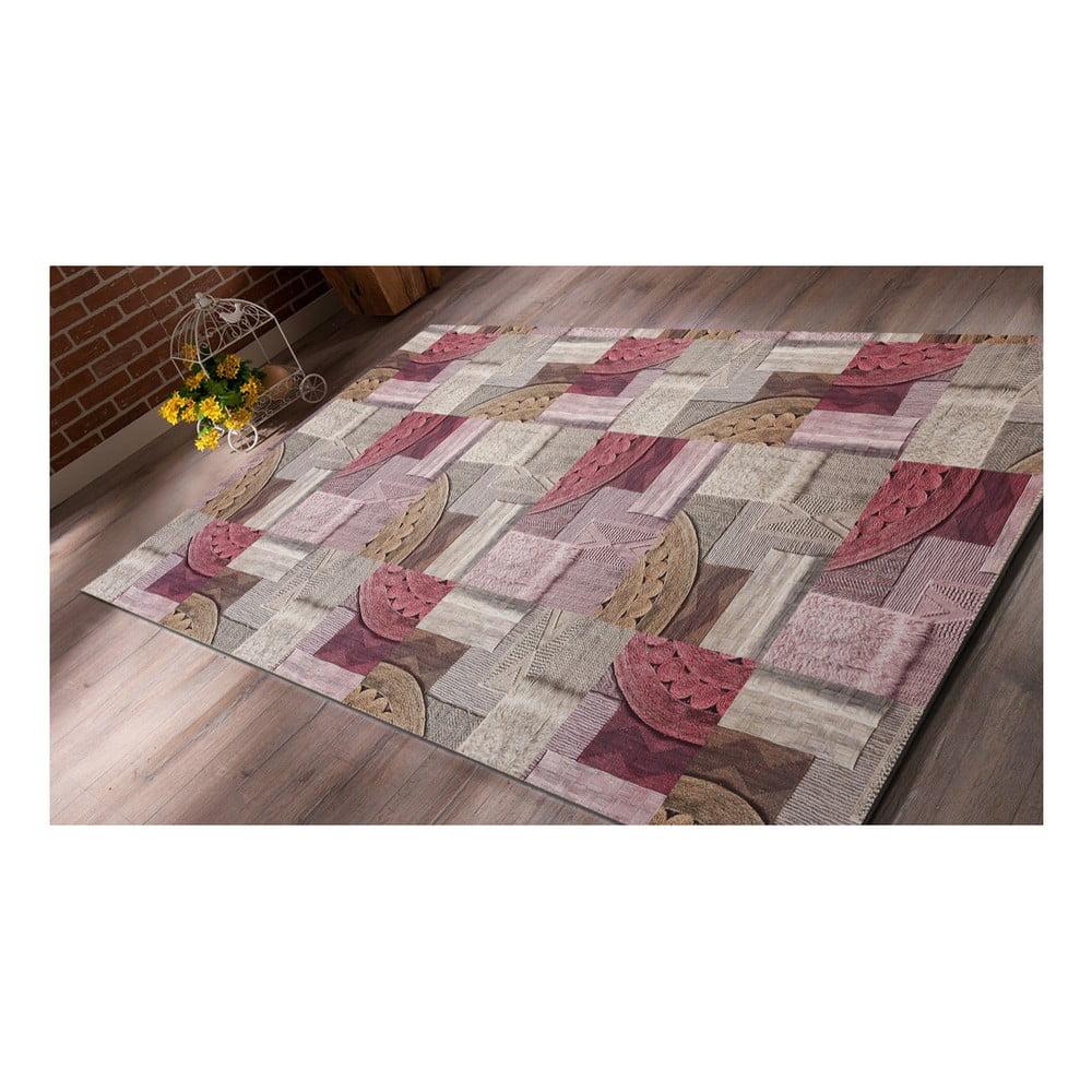 Odolný koberec Vitaus Rachel, 50 x 80 cm