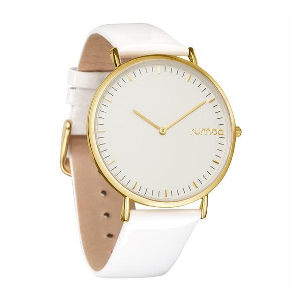 Dámské hodinky SoHo Patentt Leather GoldSnow