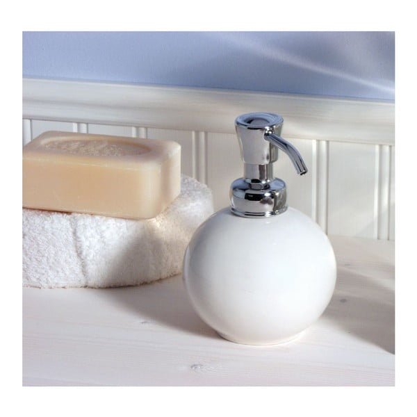 Kulatý zásobník na mýdlo York