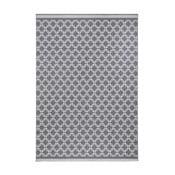 Šedý koberec HanseHomeChain,70x140cm
