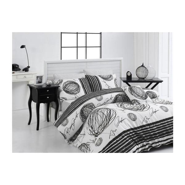 Lenjerie de pat din bumbac ranforce Kipling, 140 x 200 cm