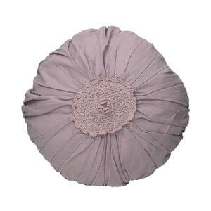 Polštář Cotton Pink, 40x40 cm