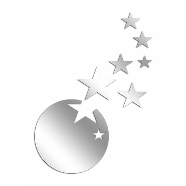 Dekorativní zrcadlo Moonlight