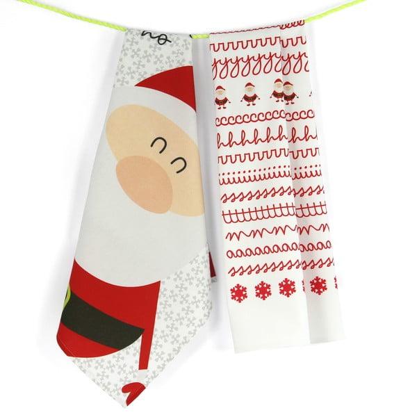 Sada 2 utěrek Santa