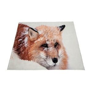 Pléd J-Line Fox Velvet, 140x160 cm