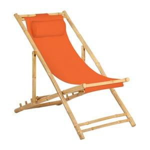 Oranžové lehátko Butlers Bondi Beach