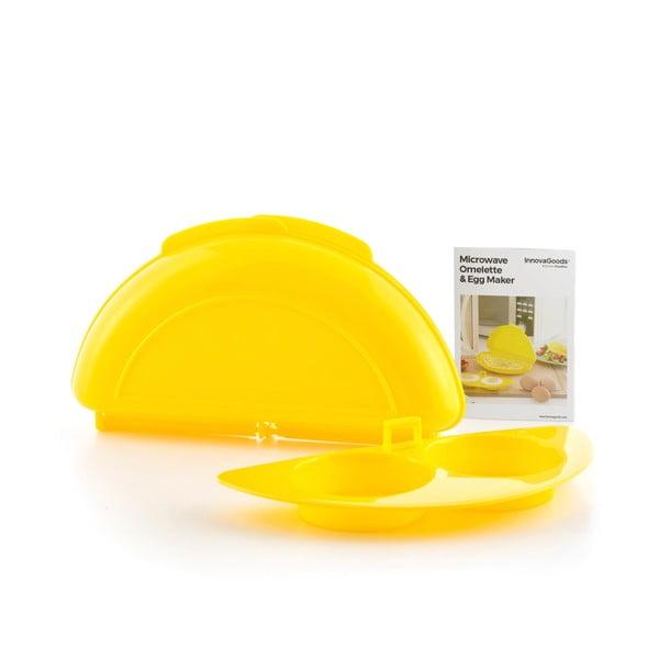 Omlettkészítő szett mikrohullámú sütőbe - InnovaGoods