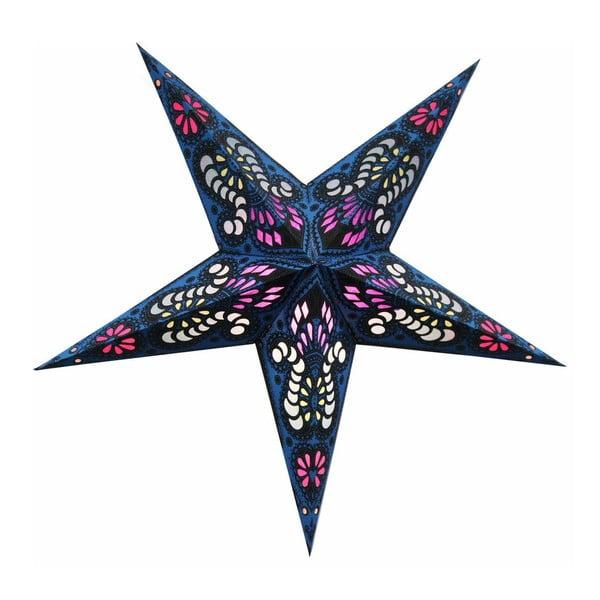 Závěsná dekorativní hvězda Five Orient, 60 cm