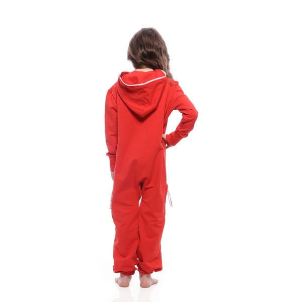 Dětský overal Summer Red,  6-7 let