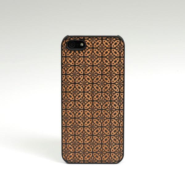 Dřevěný kryt na iPhone 5, Nina design
