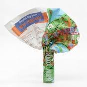 Zmačkaná cestovní mapa Junior New York