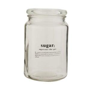 Skleněná dóza Clayre & Eef Sugar