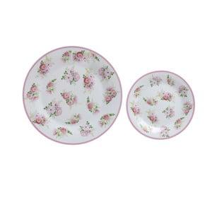 Keramický dortový set InArt, Rosita 7 kusů