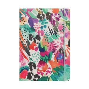 Agendă  A5 Portico Designs Carnival, 160 file