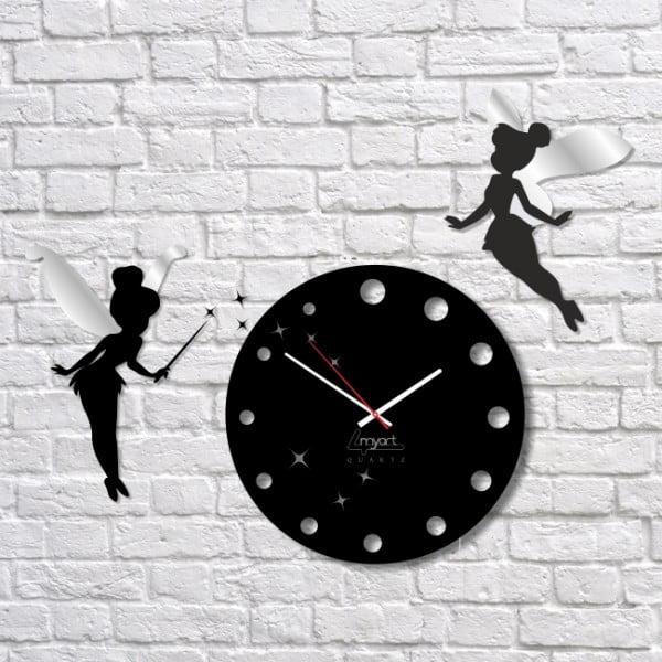 Nástěnné hodiny Fairies