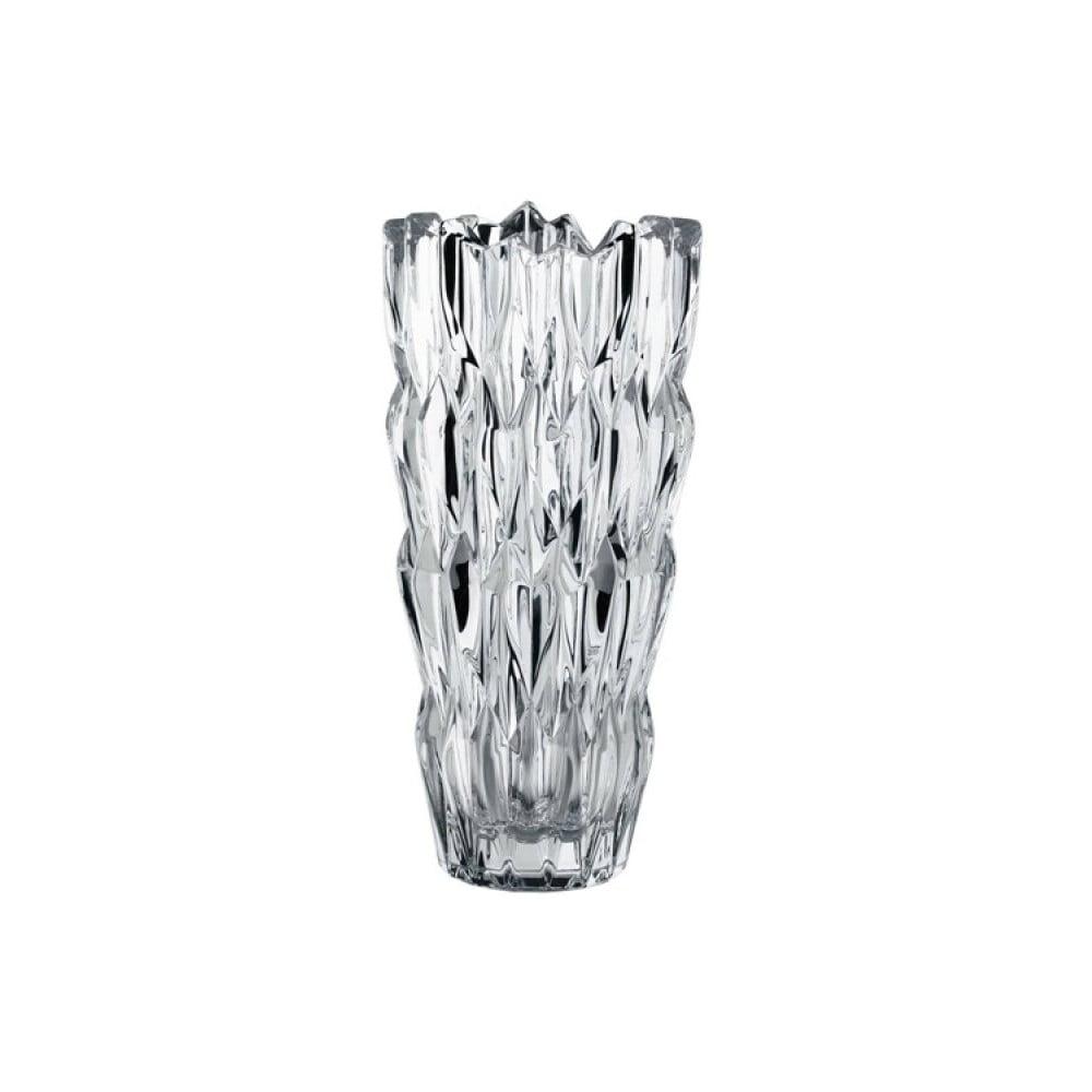 Váza z křišťálového skla Nachtmann Quartz, ⌀26 cm Nachtmann
