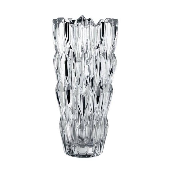 Wazon ze szkła kryształowego Nachtmann Quartz, 26 cm