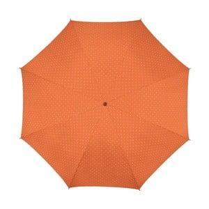Deštník Ambiance Happy Rain Orange
