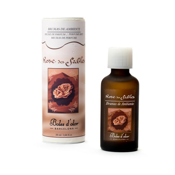 Esencia s vôňou ruže do elektrického difuzéru Ego Dekor Rose des Sables, 50 ml