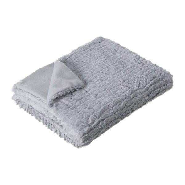 Přehoz Softie Grey, 130x170 cm