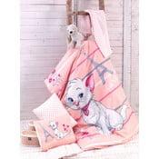 Dětské povlečení Lovely Cat, 100x150 cm