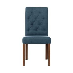 Modrá židle Rodier Alepine