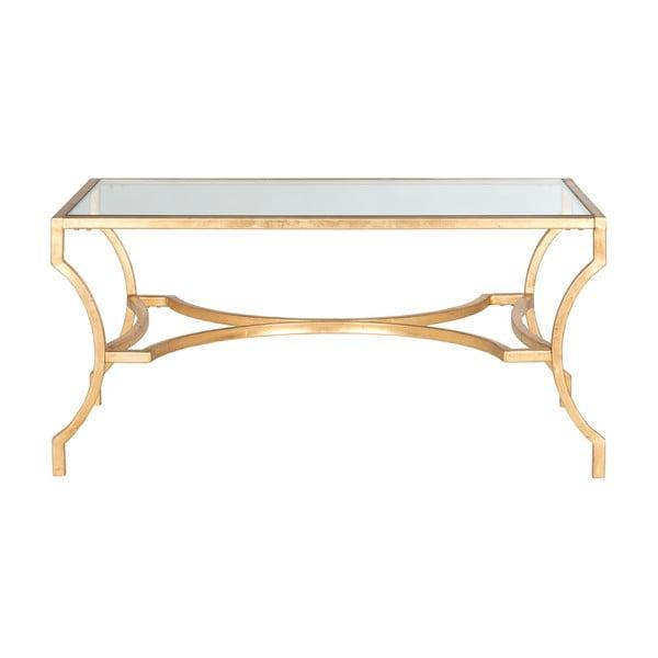 Kávový stolek Alphonse Gold