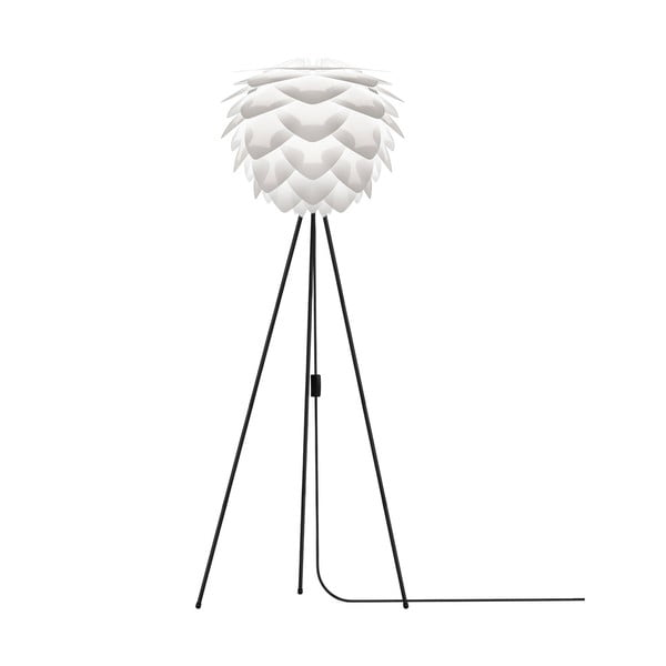 Bílé svítidlo VITA Copenhagen Silvia, Ø45cm