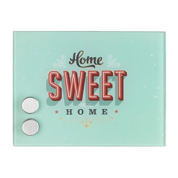Cutie cu magnet pentru chei Wenko Home Sweet Home
