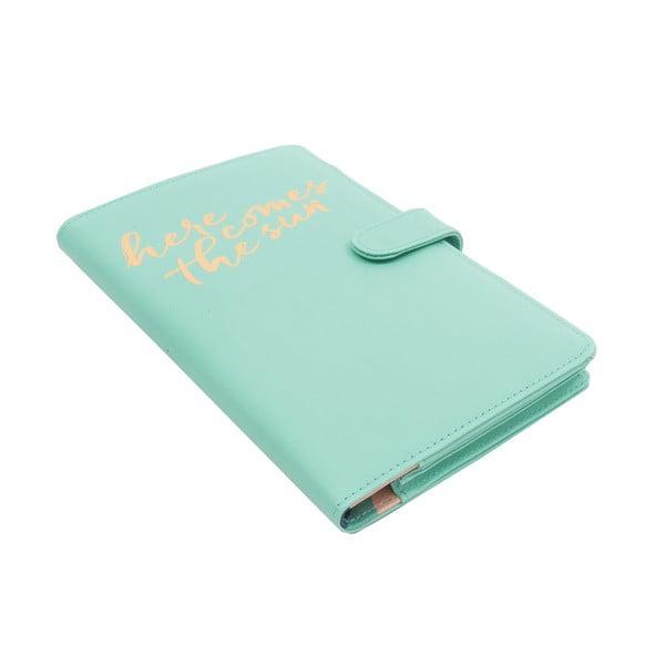 Světle zelená cestovní peněženka BusyB New Fashion