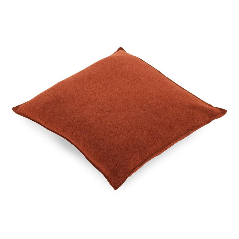 Červený polštář s výplní Geese Miami, 45 x 45 cm