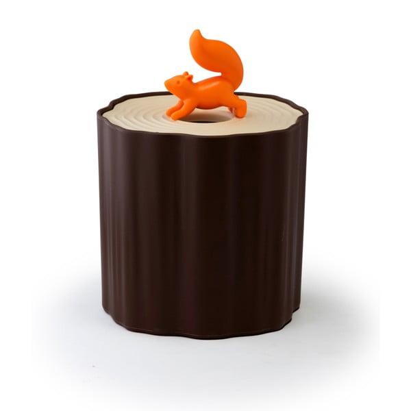 Krabička na ubrousky Squirell Tissue Log