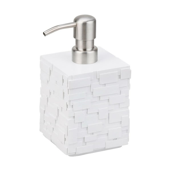 Biely dávkovač na mydlo Tomasucci Lion